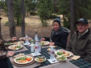 Bear Witness Safari Picnic